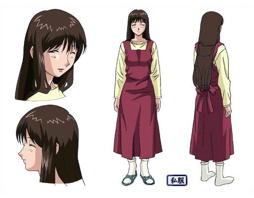 Konoha Edajima Please Teacher Anime Characters Database Character Anime Anime Characters