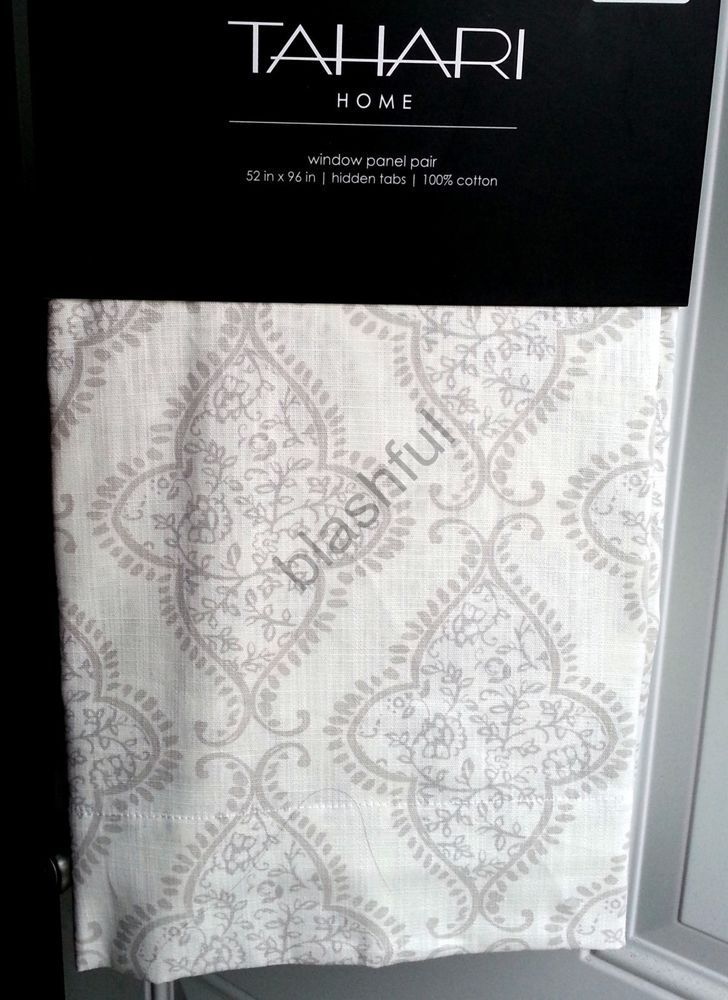 Home Goods Tahari Curtains Google Search Panel Curtains