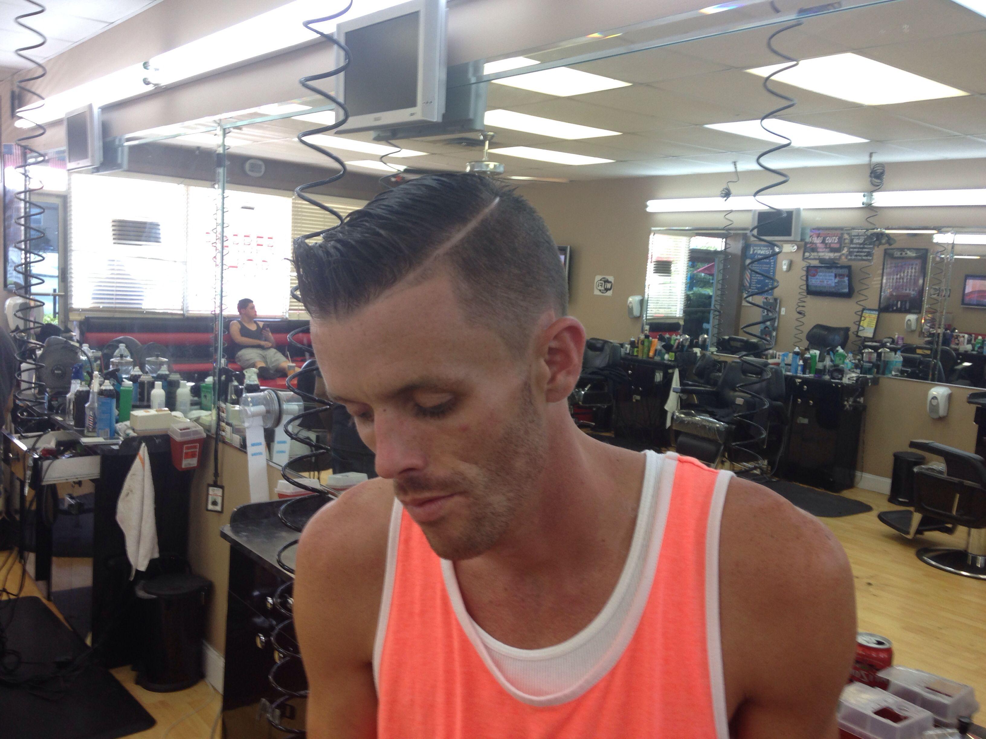 Fresh Cut From My Boy At Nyc Finest Barbershop In Davie Fl