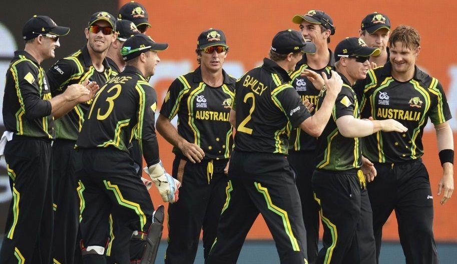 Australia S World Cup Squad 2016 T20 World Cricket World Cup Cricket World Cup