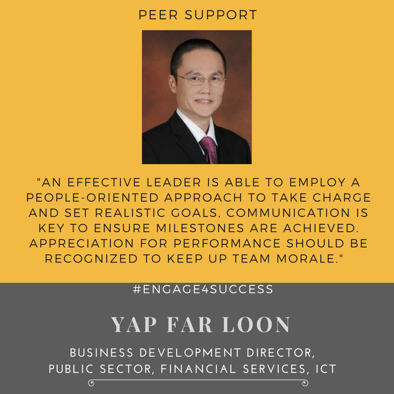 How Does One Become An Effective Leader? What Does Yap Far