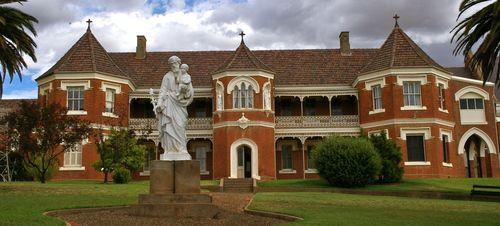 This Is Mt Erin Boarding School In Australia But It Captures Some