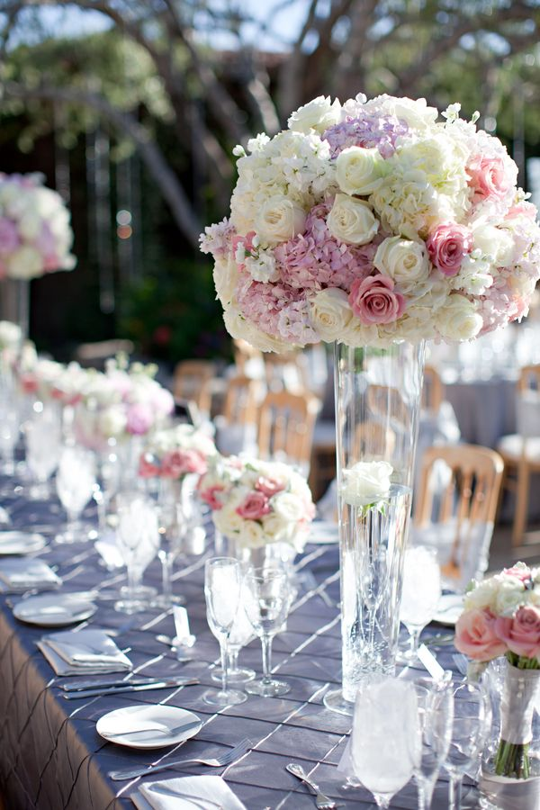 Pink-Ivory-Lavender-Wedding-Reception   Lavender weddings, Reception ...