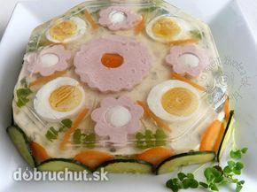 Fotorecept:+Aspiková+torta