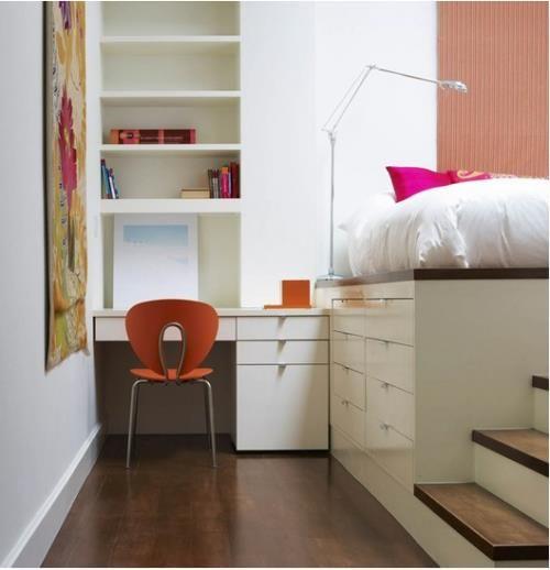 Para habitaciones pequeñas