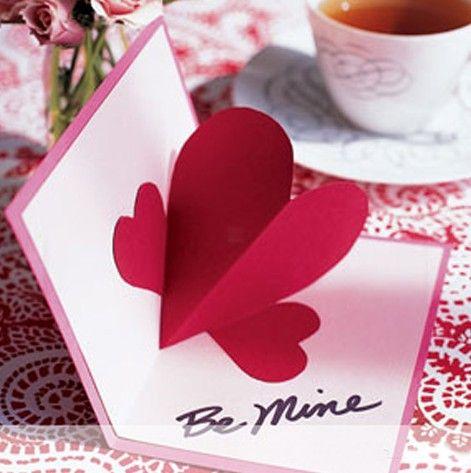 Valentine`s day gift for boyfriend | Handmade website | Card Fun ...