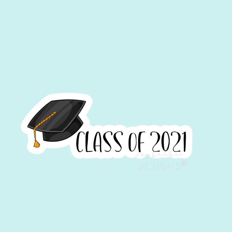 Class Of 2021 Senior Journal Stickers Quote Inspirational Etsy Graduation Stickers School Stickers Graduation Drawing