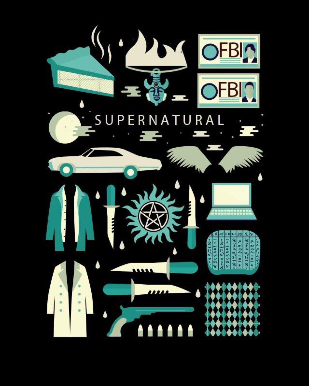 supernatural wallpaper Tumblr Supernatural Pinterest
