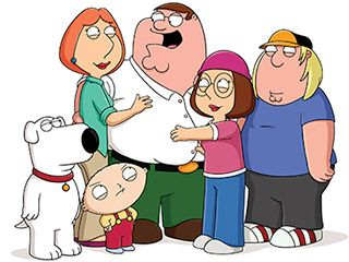 family guy makes amy
