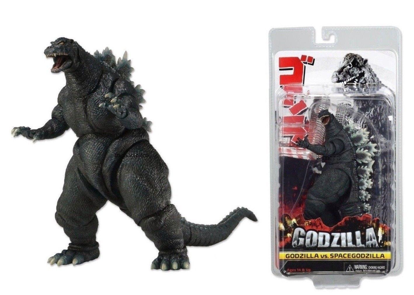 "NECA--Godzilla 12/"" Head to Tail Figure Series 1"