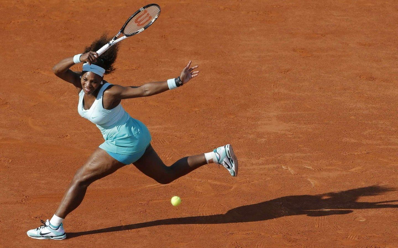 Serena Williams Tennis Hd Widescreen New Wallpaper