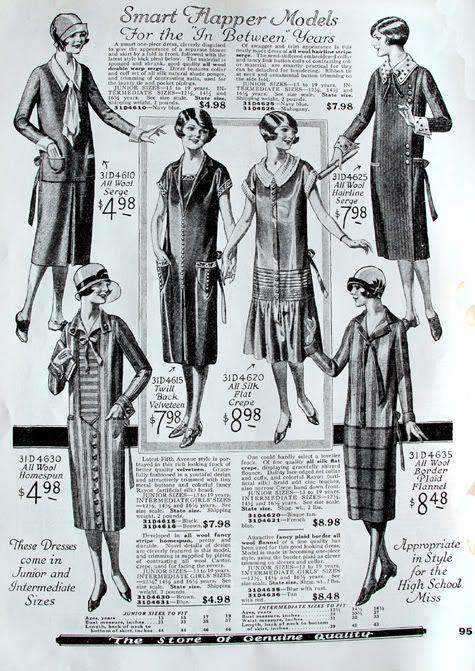 1925-FlapperModels