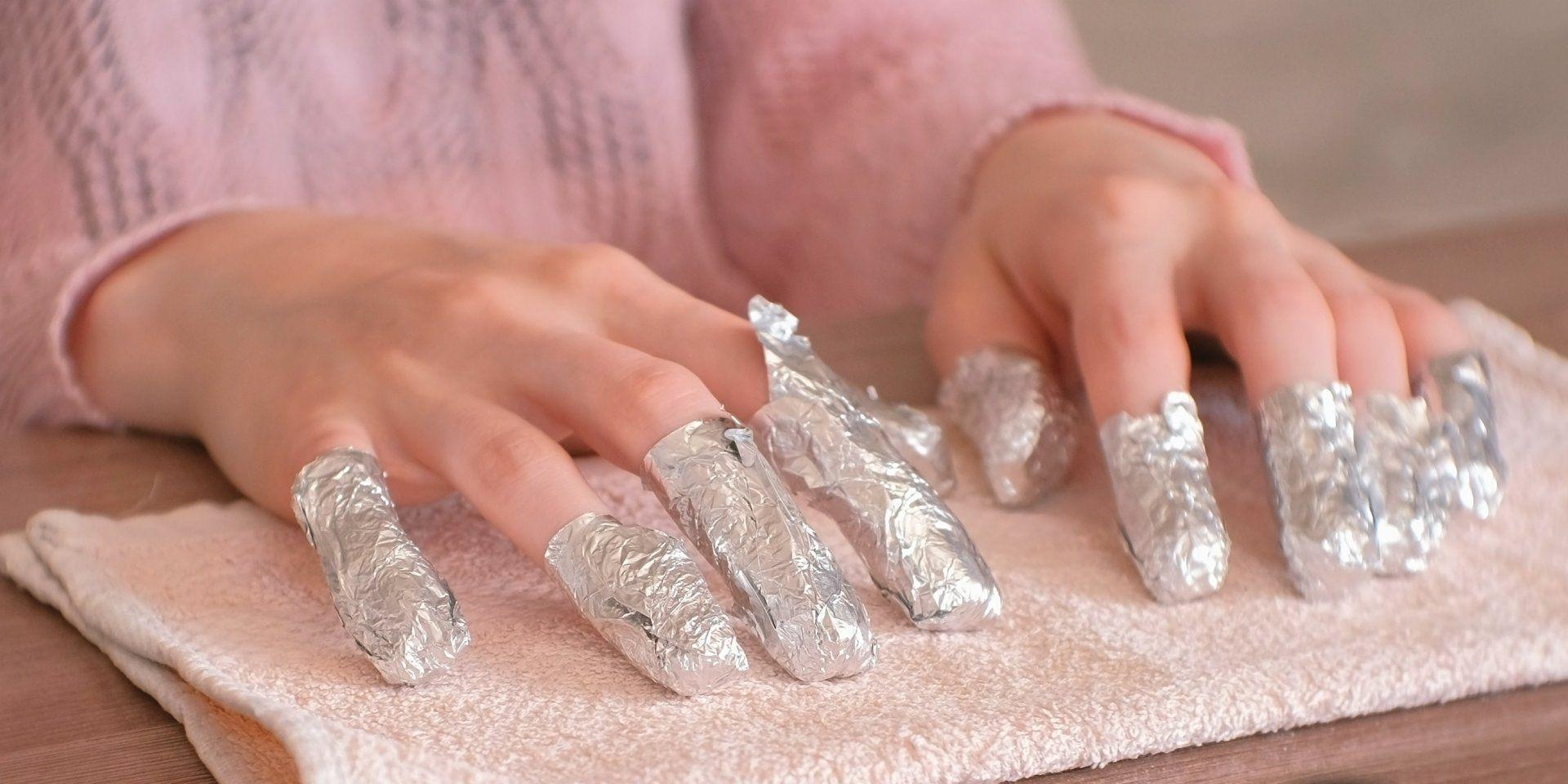 How To Remove Gel Nail Polish At Home Without Ruining Your Nails In 2020 Gel Nail Removal Gel Nail Polish Nail Polish Colors Fall