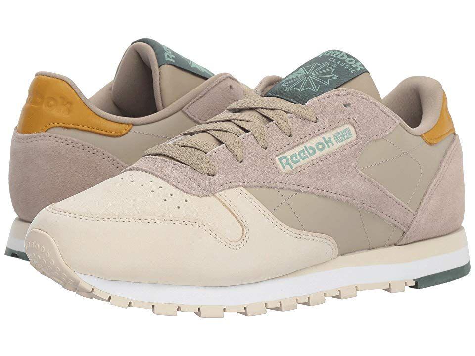 best website 5dc0b a9f4c Reebok Lifestyle Classic Leather Women's Classic Shoes Super ...