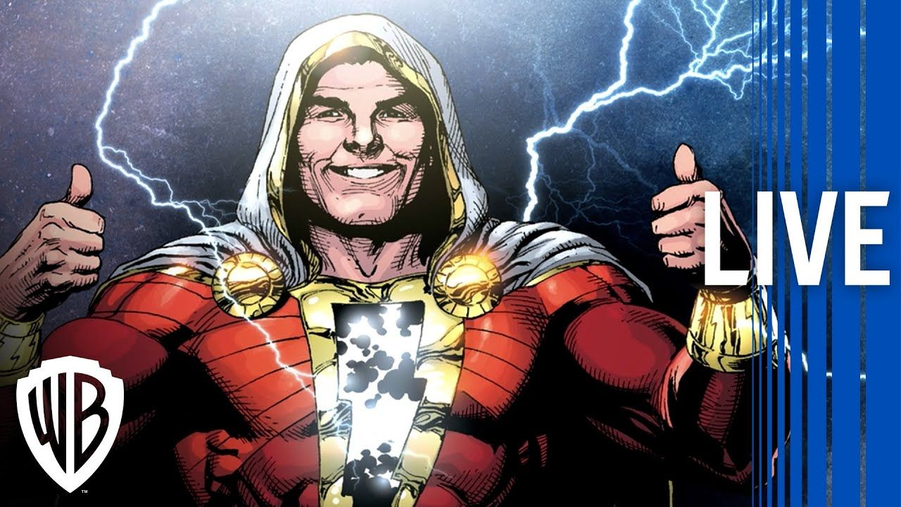 Shazam! | The History of SHAZAM! Documentary Livestream | Warner Bros. Entertainment