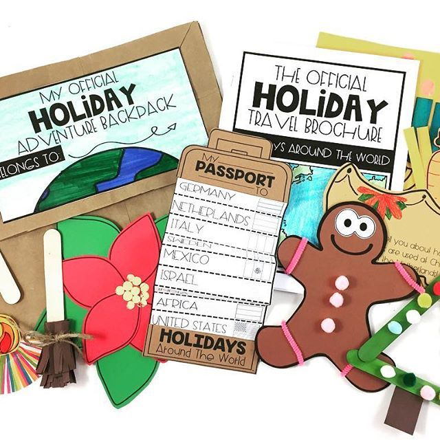 Easy More Comprehensive: Holidays Around The World