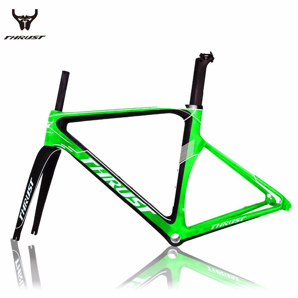 THRUST Carbon road bike 2017 carbon fiber bicycle frame carbon road ...