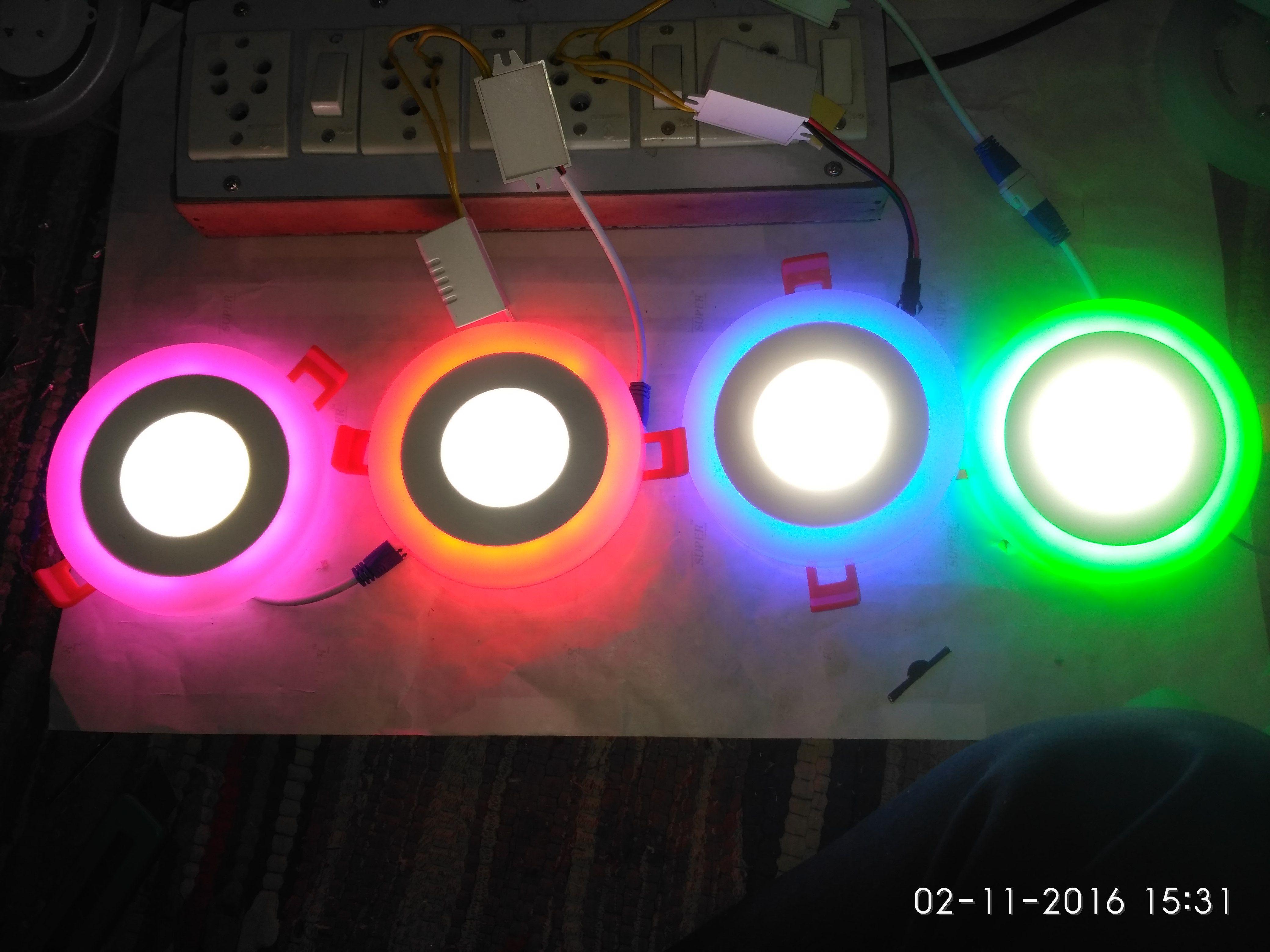 VMEX VIBRANT LED PANEL ROUND 8290264078 | LED PANEL | Pinterest ...