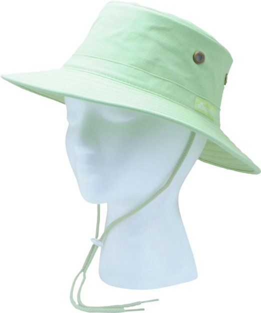 6f6ba88d761 Amazon.com  Sloggers 4471DB Classic Cotton Hat with Wind Lanyard Rated UPF  50+ Maximum Sun Protection - Lime Green