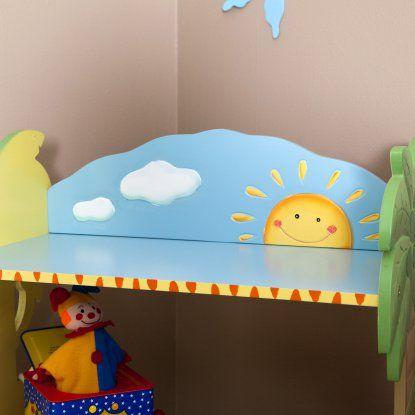 Fantasy Fields Sunny Safari Bookcase