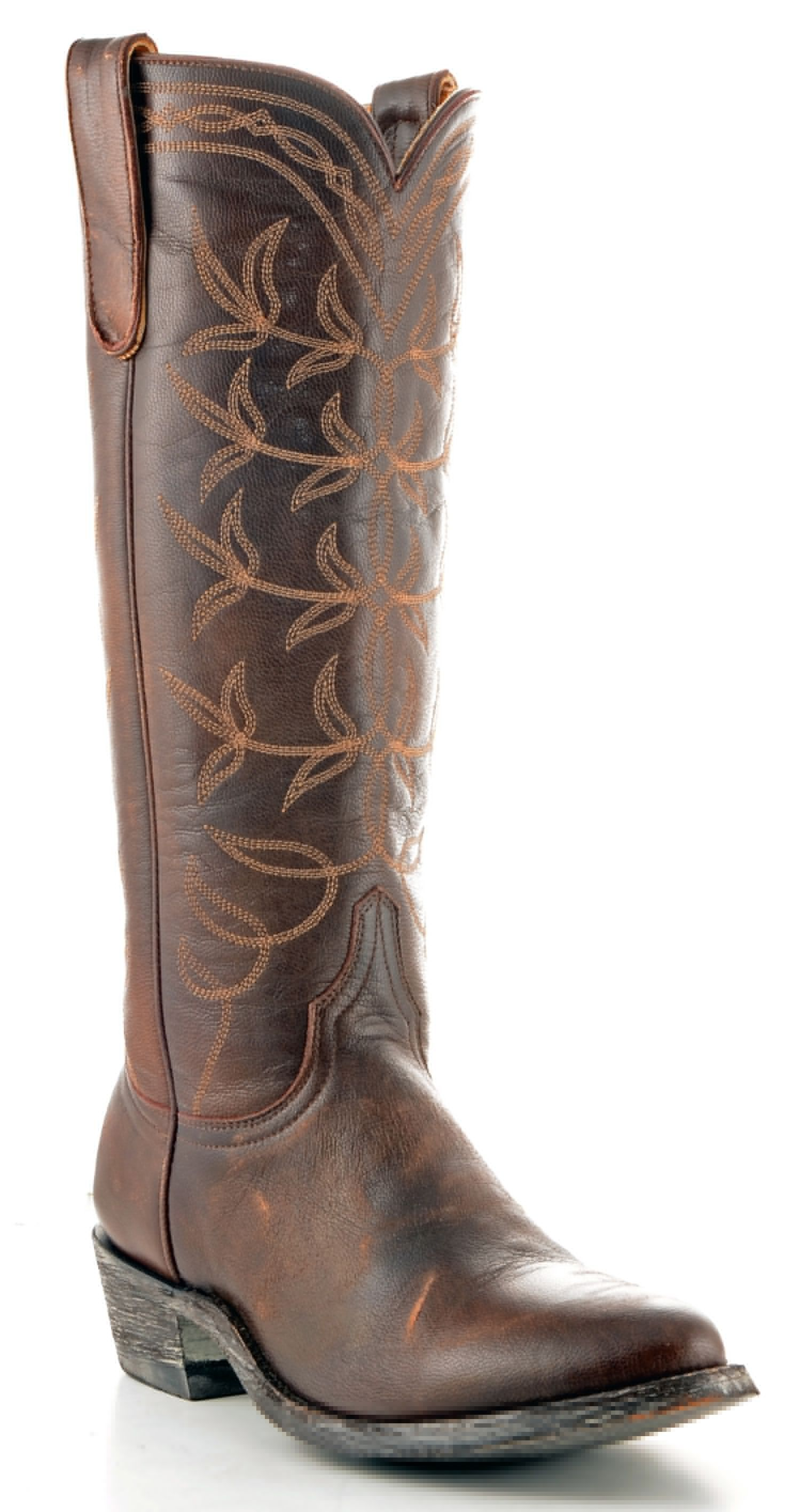 Womens Old Gringo Polo Brush Off Boots Brown Style L194-15 | Old Gringo | Allens Boots | $449