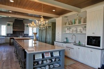 Farmhouse Kitchen Design Ideas, Pictures, Remodel and Decor