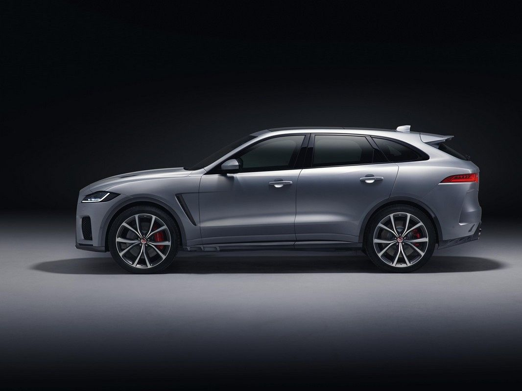 2020 Buick Park Avenue Buick Park Avenue Jaguar Jaguar Fpace