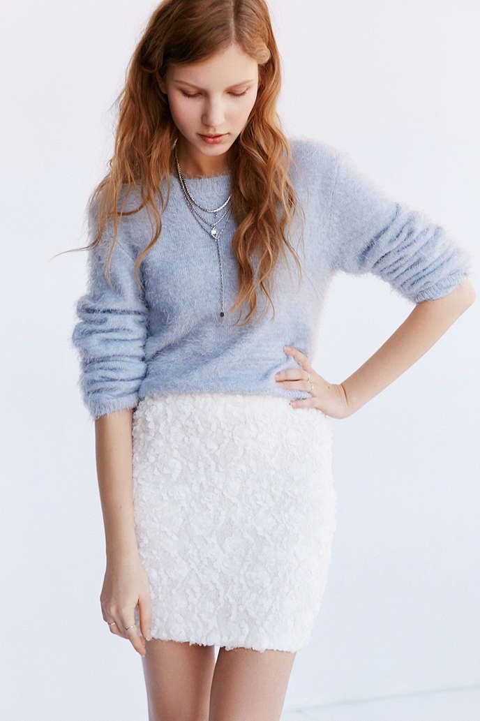 Kimchi Blue Rosalie Mini Skirt - Urban Outfitters