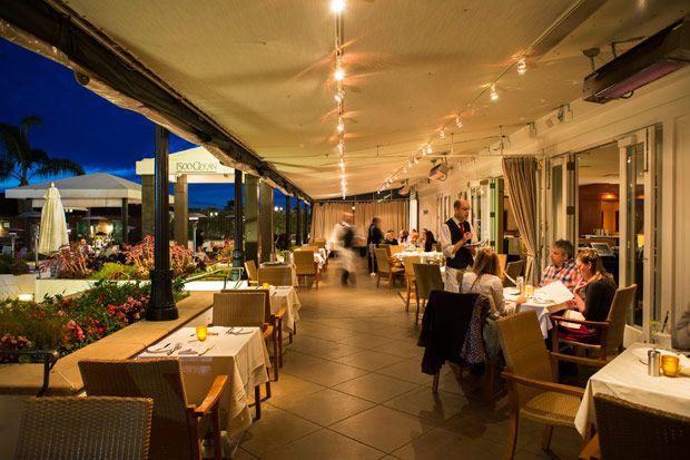 1500 Ocean Restaurant Hotel Del Coronado