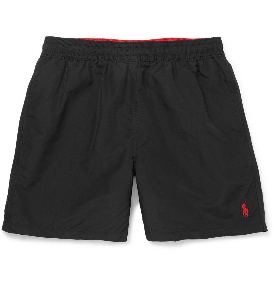 Polo Ralph Lauren - Mid-Length Swim Shorts   MR PORTER