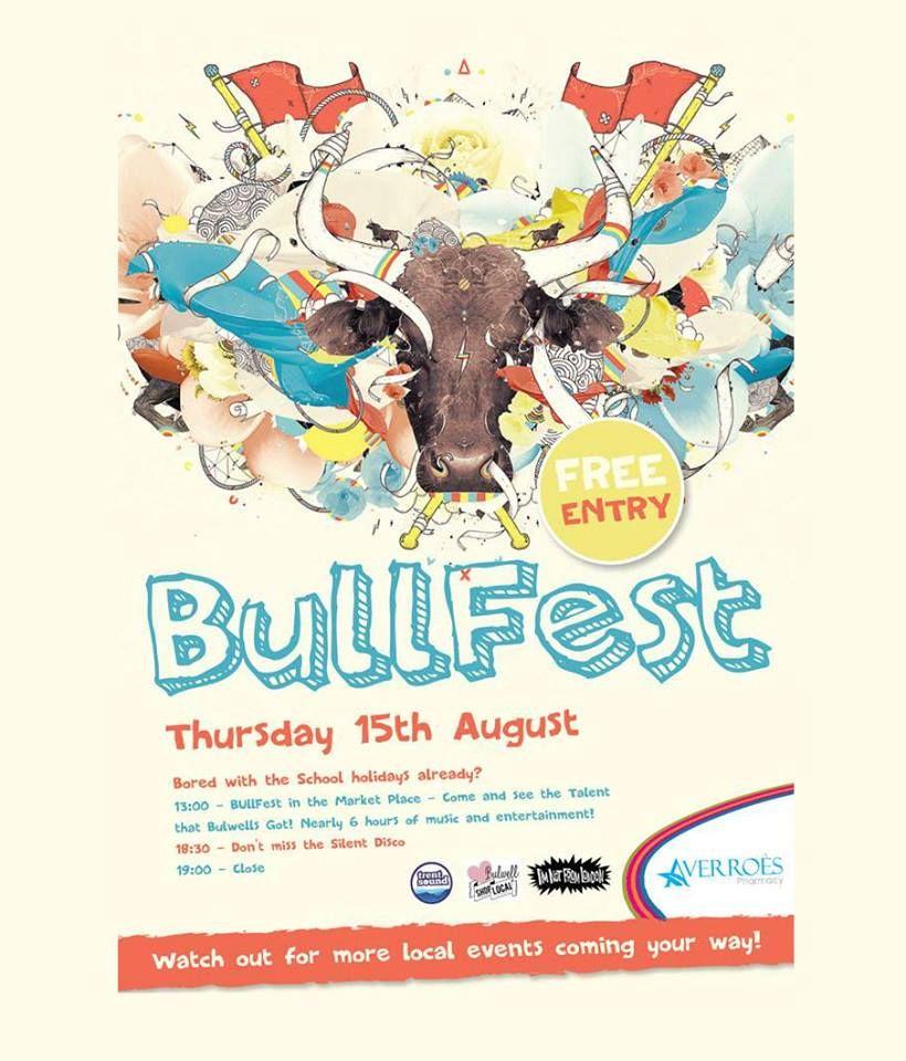 BullFest - Bulwell Market Square - FREE !