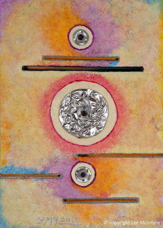 Inner Alchemy VII by Lee McIntyre | $125 | morning