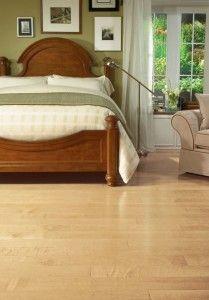 Blonde Hardwood And Light Flooring