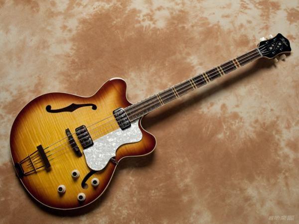 Hofner Verythin Bass Bass Guitar Bass Guitar Lessons Music Guitar