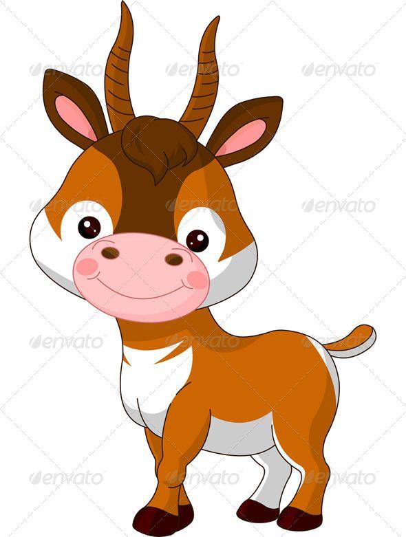 fun zoo antelope clip art rh pinterest com antelope clipart free antelope clipart black and white
