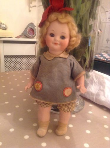 Antique Armand Marseille googly eyed doll circa 1910 | doll dress ...