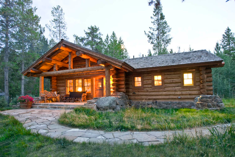 20 Stunning Examples Of Modern Cabins Rustic Cottage Cabin Design House In The Woods