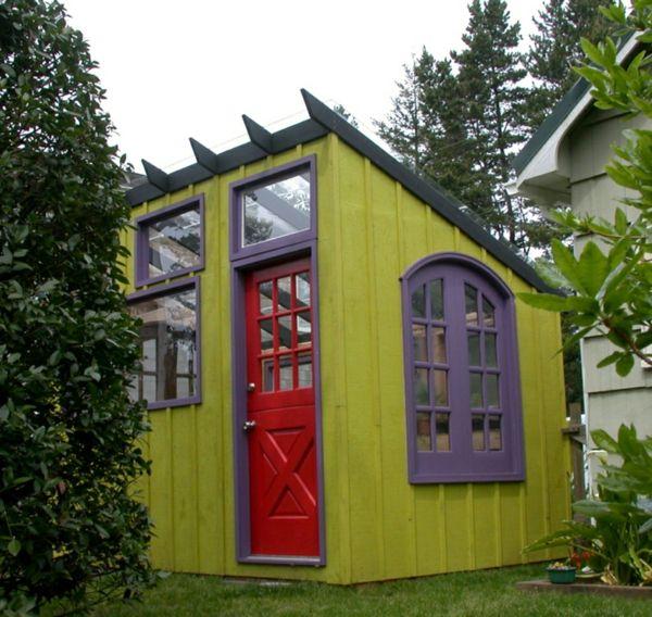 Schönes Gartenhaus gartenhäuser aus holz schönes und kompaktes gartenhaus im