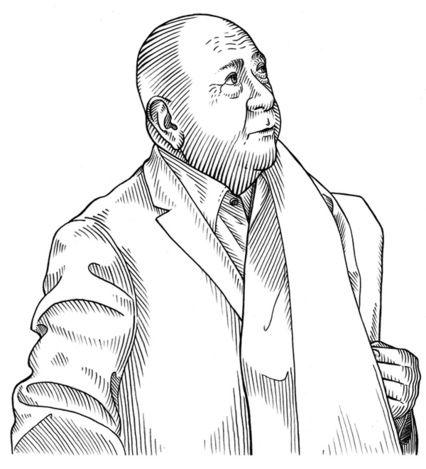 Line Art Portraits on Illustration Served (With images