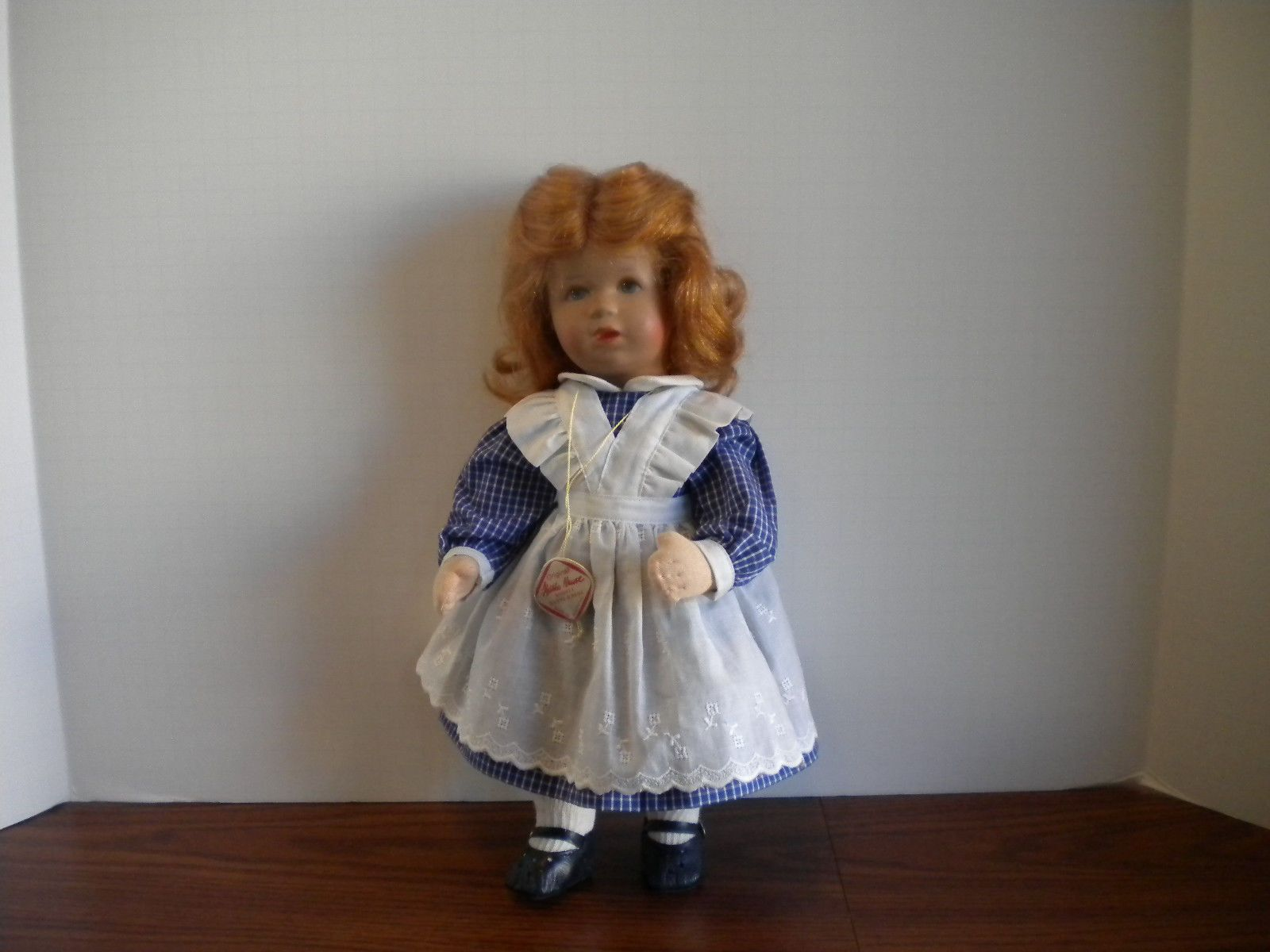 "Awesome Kathe Kruse 13 5"" Redhead Pretty Girl | eBay"