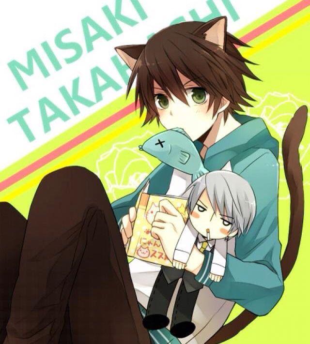 Misaki x Usagi Junjou Romantica