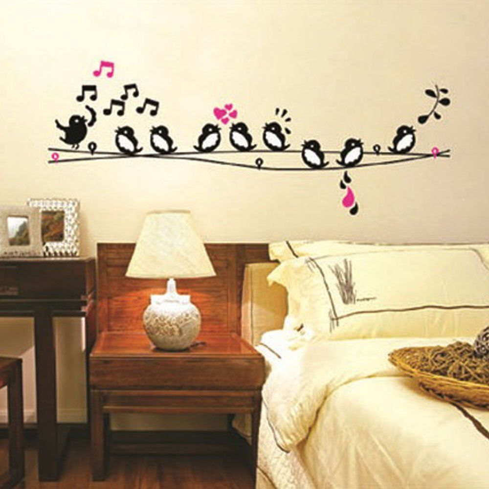 Walplus Birds Love Song Wall Stickers. Walplus Wall Stickers Birds ...