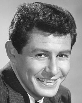 Eddie Fisher 1928 - 2010 (Age 82) Died from complications from hip surgery