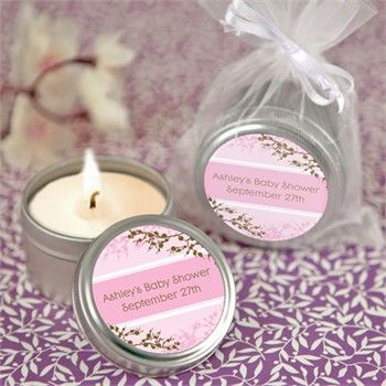 Cutiebabes.com Baby Shower Candle Favors (06) #babyshower