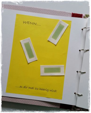 Pin von jana patzschke auf wenn buch geschenk beste freundin b cher und geburtstag - Hochzeitstag geschenk selber machen ...