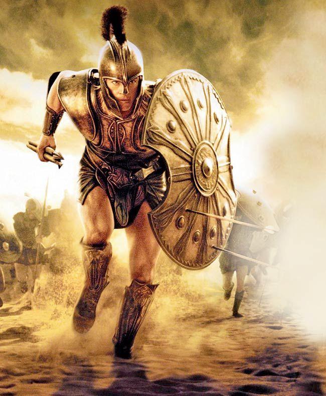 Warrior Movie Fight Scene: Ancient Greece Reloaded