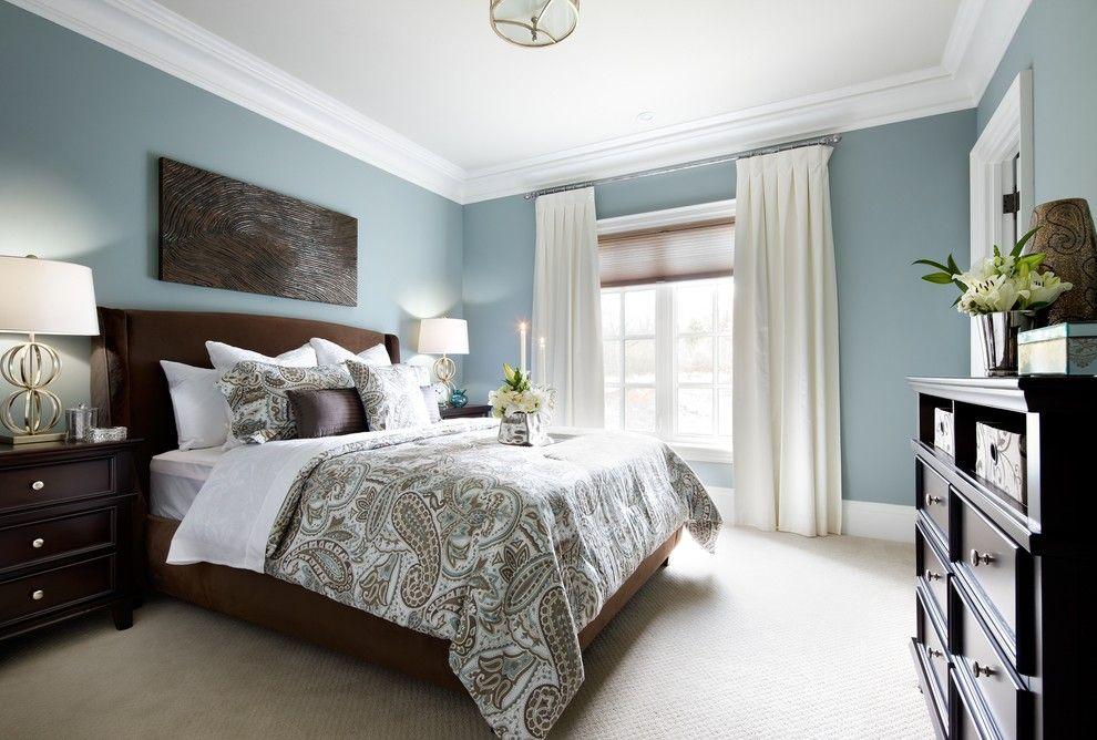 древесных кронах спальня в голубо коричневых тонах дизайн фото лета включили, телек