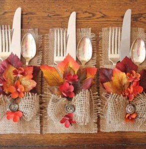 50 Dollar Store Thanksgiving Decorations