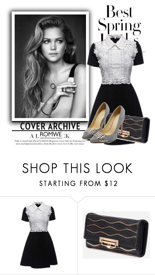 """Romwe 1"" by amelaa-16 ❤ liked on Polyvore featuring H&M and romwe"