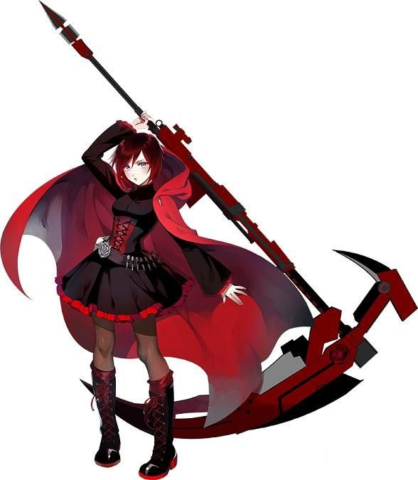 "Viz And Rooster Teeth Talk ""RWBY"" Publishing Plans"